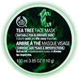 The Body Shop Tea Tree Face Mask, 3.85 Ounce