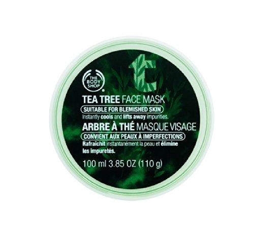 The Body Shop Tea Tree Face Mask, 3.85 Ounce