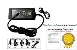 UpBright® New Global 24V AC / DC Adapter For Fujitsu FI-5120C FI-5220C Scanners PA03484-B505 Document Scanner 24VDC Power Supply Cord Cable Charger Input: 100 - 240 VAC 50/60Hz Worldwide Voltage Use Mains PSU