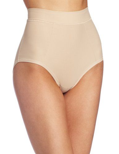 Vanity Fair Women's Self Control Shapewear Hi-Waist Brief