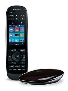Logitech Harmony Ultimate Télécommande Noir