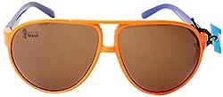 FIFA Aviator sunglasses (Orange) (FB-S-108)