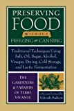img - for Gardeners and Farmers of Centre Terr: Preserving Food Without Freezing or Canning : Old World Techniques and Recipes (Paperback); 2007 Edition book / textbook / text book