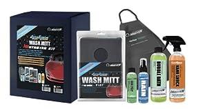 Nanoskin AS-023 AutoScrub Fine Grade Wash Mitt Pro Starter Kit from Nanoskin