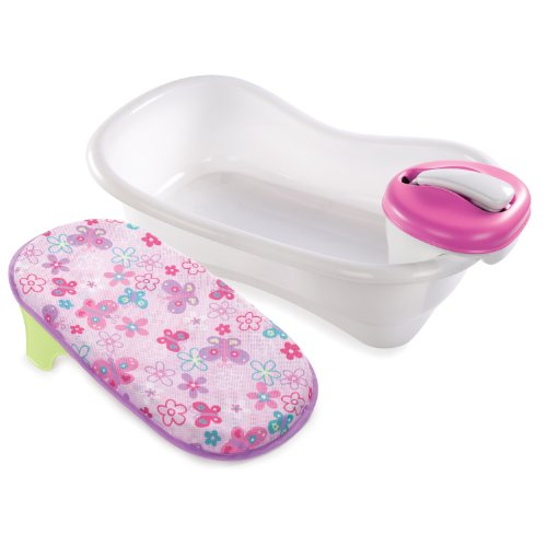 Summer Infant Bath Center And Shower, Girl front-809603