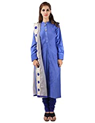 Imple Boutique Women's Cotton Silk Salwar Suit Set (IBA-59)