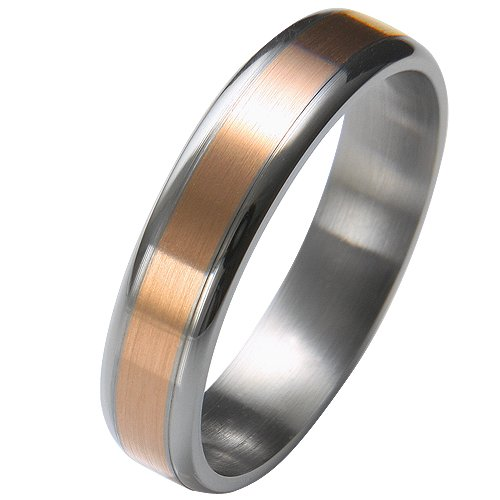 Wedding Rings Love High Two 0506001040S2 Men's Ring