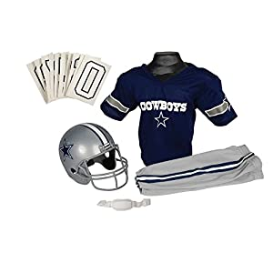 Buy Franklin Sports NFL Deluxe Youth Uniform Set by Franklin