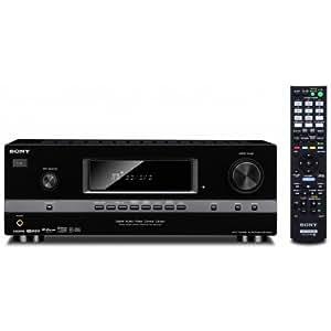 Sony STR-DH520 7.1 Surround Receiver (4x HDMi Eingänge, 1x HDMI-Ausgang, 3D fähig) schwarz
