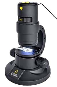 National Geographic Microscope numérique 20x / 80x / 350x