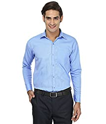 FOCIL Sky Blue Formal Wear Shirt