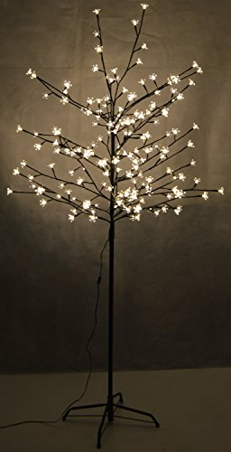 hausen-5ft-180-led-pre-lit-cherry-blossom-tree-christmas-xmas-indoor-outdoor-warm-white