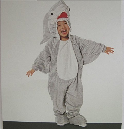 Great White Shark ~ Toddler Costume 12 - 24 Months