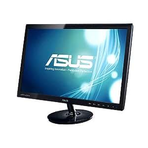"""ASUS VS239H-P 23"""" Full HD  1920x1080 IPS HDMI DVI-D VGA Back-lit LED Monitor"""