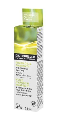 Dr. Scheller Arganöl und Amaranth Anti-Falten Augenpflege, 15 ml