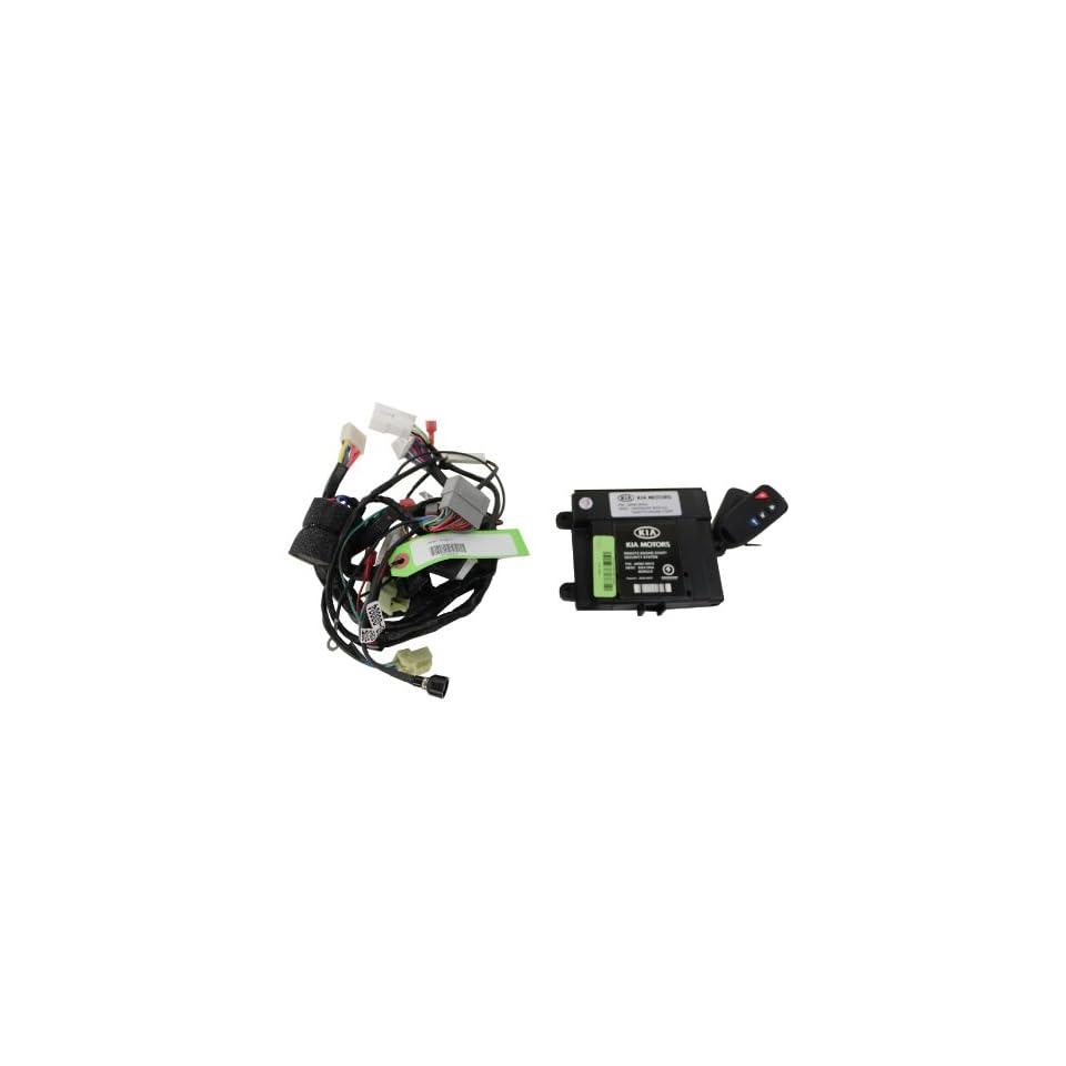Genuine Kia Accessories U8560 1U003 Remote Key Start for Kia Sorento