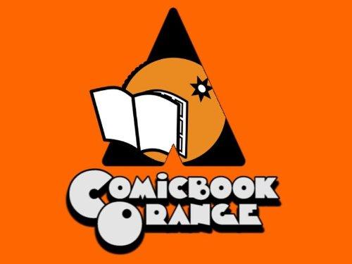 A Comicbook Orange