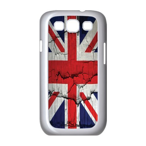 Generic Mobile Phone Cases Cover For Samsung Galaxy S3 Case I9300 Case Diy Customized Uk British Flag Union Jack Design Plastic Cell Phones Protective Shell Personalized Pattern Skin
