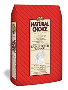 Natural Choice Lg Brd Senior Dry Dog Food 30lb