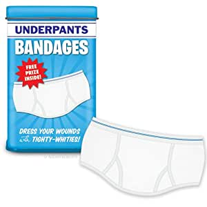 Underpants Bandages