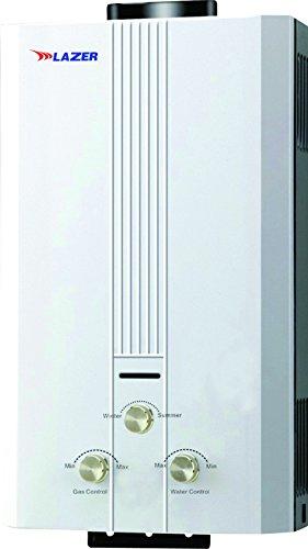 LAZER Oxy LPG Gas 6-Litre Water Heater
