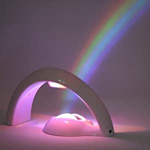 Magical Rainbow Projector Light - Projects a large beautiful rainbow by Easygo?