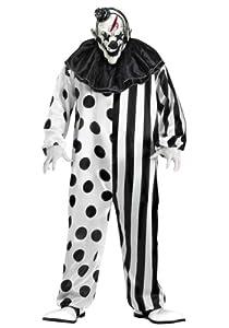 FunWorld Killer Clown Complete Costume from Fun World Costumes
