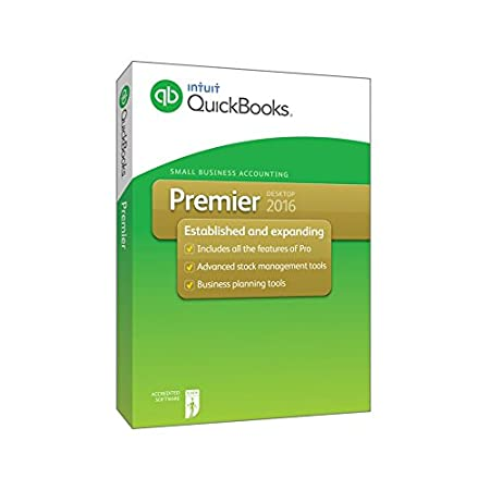 QuickBooks Premier 2016 (PC)