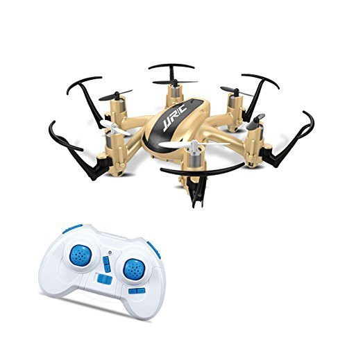 RC Helicopters,4CH 6-Axis Gyroscope 2.4 GHz 3D Flight RC Quadcopter Drone RTF Remote Control Flight Drone with LED Rechargeable