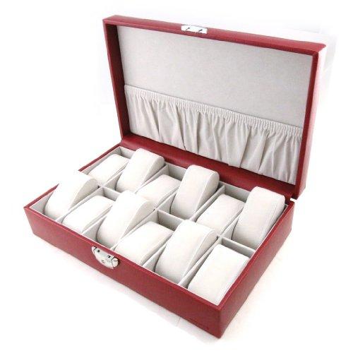 box-munich-12-wrist-watch-red