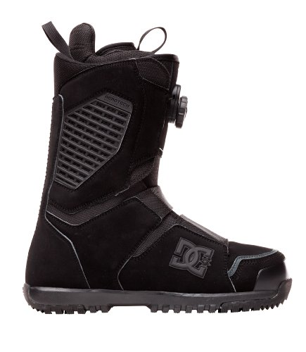 DC Men's Judge 2012 Performance Snowboard Boot,Black,9 M US