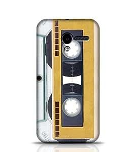Stylebaby Phone Case Cassette 1 Back Cover For Moto X 1st Gen Multicolor