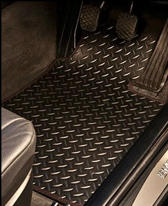 FORD FOCUS (2005 - 2011) RUBBER TAILORED CAR FLOOR MATS SET