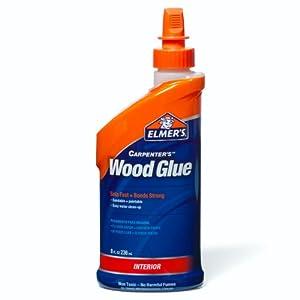 Elmer's E701 Carpenter's Wood Glue 8-Ounce - - Amazon.com