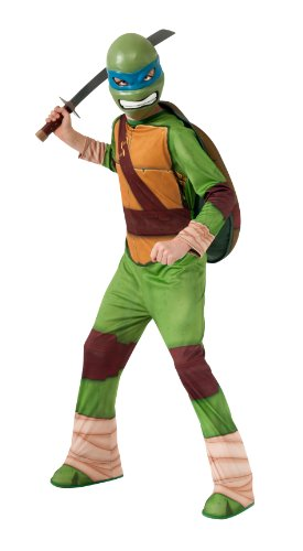 Teenage Mutant Ninja Turtles Leonardo Costume for Boys