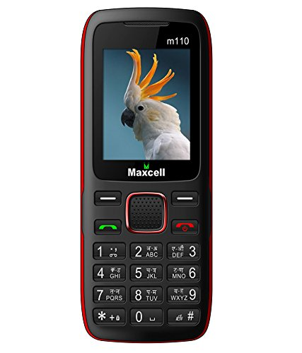 Maxcell Mobiles Maxcell m110