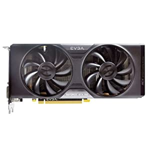 EVGA GeForce GTX 760 Super Clocked ACX 2GB GDDR5 SLI Ready Graphics Card