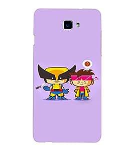 EPICCASE Cute Little Heros Mobile Back Case Cover For LeEco Letv Le 2 (Designer Case)