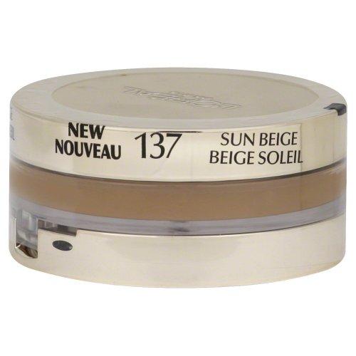 L'Oreal Visible Lift Repair Absolute Makeup, Rapid Age Reversing, #137 Sun Beige - 0.7 Oz, Pack Of 2 front-205613