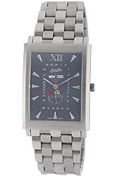 Jean D'eve Men's 807051OR.AA Tanga Grey Dial Stainless-Steel Bracelet Watch