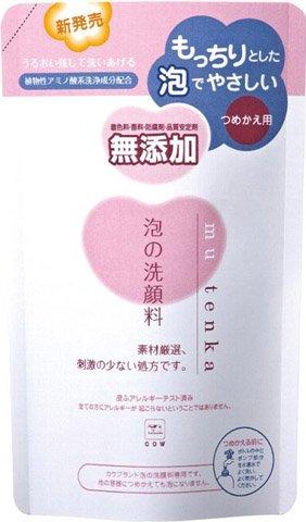 カウブランド 無添加泡の洗顔料 詰替 180ml
