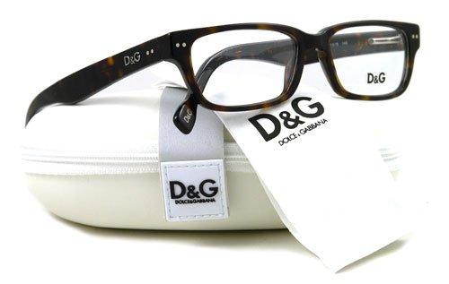 DOLCE&GABBANA D&G EYEGLASSES DD 1165 HAVANA 502 DD1165