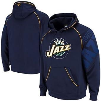 NBA Utah Jazz Tip Off Pullover - R289Okja Youth by adidas