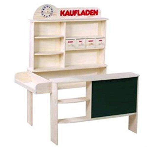 Roba Kaufladen Verkaufsstand Holz mit Tafel,