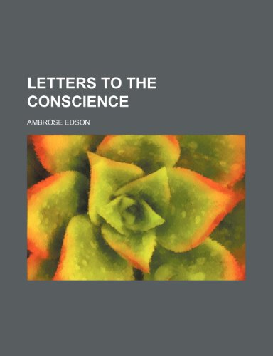 Letters to the Conscience