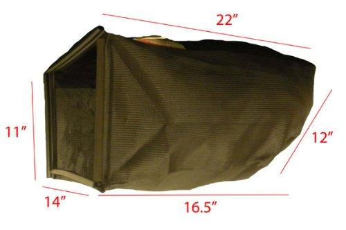John Deere Mower Replacement Bags : John deere quot walk behind mower replacement bag only