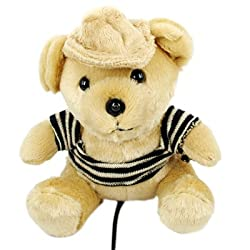HDE (TM) Cute Teddy Bear USB Webcam Nanny Cam Nannycam
