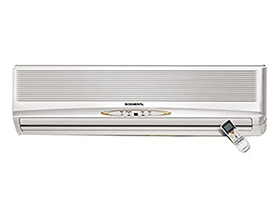 O General ASG24RBAJ-2 Hot and Cold Split AC (2 Ton, White)