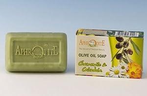 Aphrodite Olive Oil Soap - Chamomile & Calendula