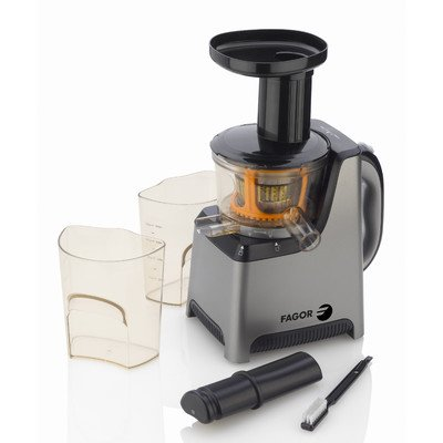 Fagor 967010008 Slow Platino Multipurpose Juicer